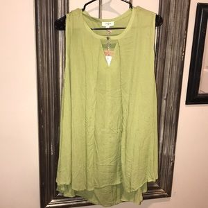NWT Green dress